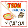 TSDN EUR/JPY